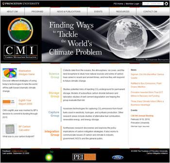 CMI screenshot