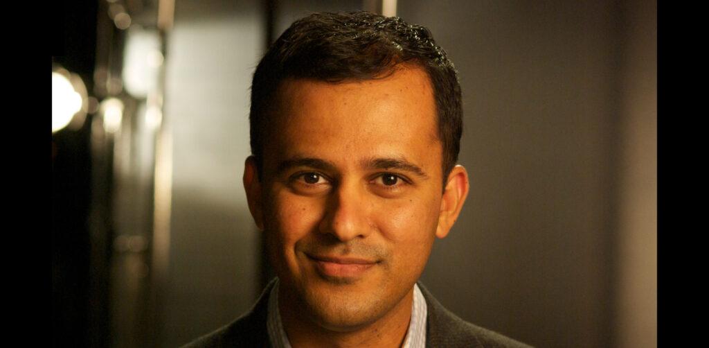 Portrait of Ramanan Laxminarayan.