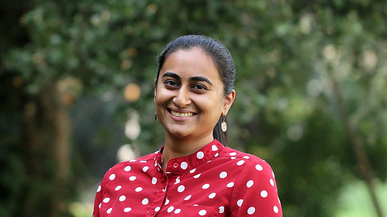 Headshot of Geeta Persad