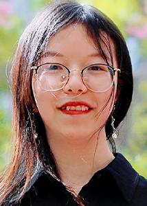Headshot of Xiaohan Li
